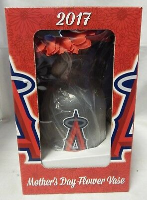 Angels Vases - Los Angeles Angels SGA 2017 Mothers Day Vase and Flower New In Box 5/4/17