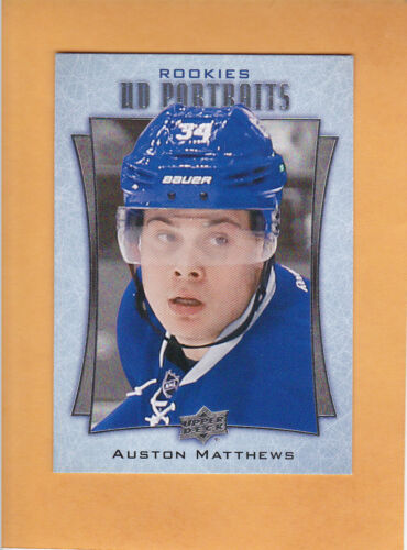 Auston Matthews Hockey Cards