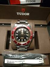 FS: Tudor Black Bay Red on Bracelet, Mint Condition, One Week Old Five Dock Canada Bay Area Preview