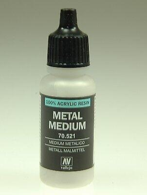 Vallejo 70521 Model Color Lasur, Metallic, 17 ml (16,18 € / 100 ml)