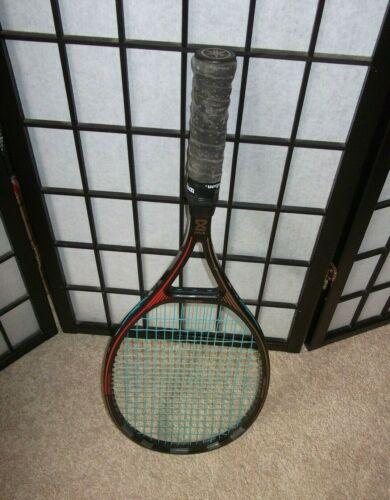 Yamaha XAM 8 Carbon Graphite Tennis Racquet JAPAN Racket YFG Boron Strung 4 3/8