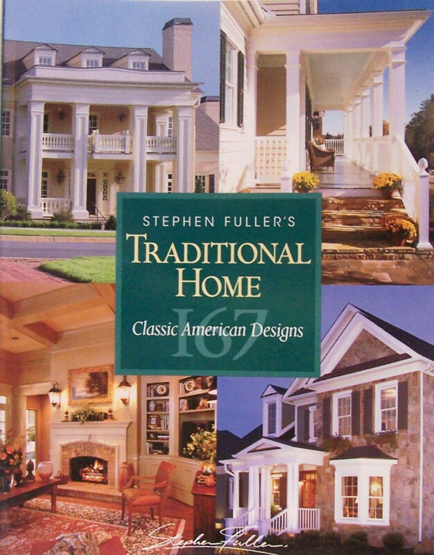 Stephen Fuller's Traditional Home by Hanley Wood