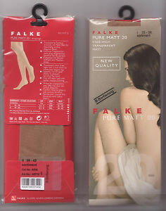FALKE-PURE-MATT-20-knee-high-TRANSPARENT-MATT