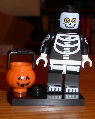 Lego - Halloween - Minifigures Series 14 - Skeleton Guy - Complete - Retired