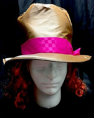 Disney Store Mad Hatter Hat for Kids - Alice Through the Looking Glass **NEW**](The Mad Hatter Hat)