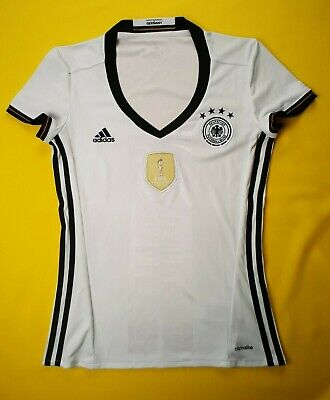 61d6d55d041 4.8 5 Germany soccer women jersey small 2016 home shirt AA0137 Adidas ig93