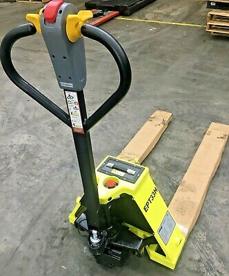 4000 Lb. Fully Electric Pallet Jack -free Shipping