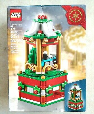 Lego 40293 Christmas Carousel Limited Edition NEW