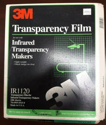 MMM IR1120 Transparency Film