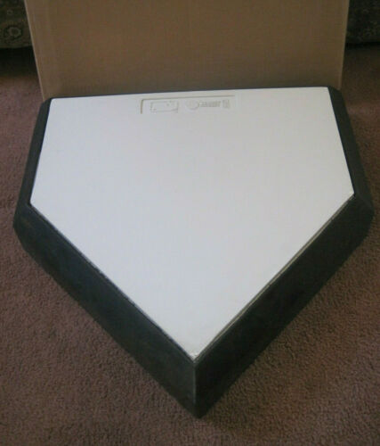 Schutt Bury All Rubber Home Plate New In Box