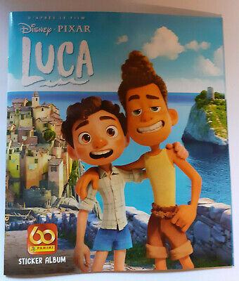 Panini - Disney Pixar Luca - Sticker album - Belgian Release