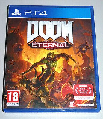 DOOM ETERNAL (PlayStation 4) PS4 DEUTSCH