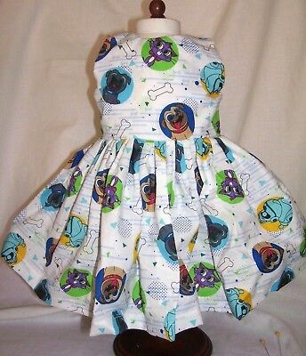 Dress to Fit 18 inch American Girl Doll - Puppy Dog Pals Bingo, ARF, Hissy Rolly - Fitness Bingo