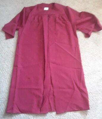Graduation Gown Choir Robe 5'7