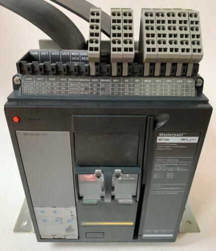 NT12N Square D Type NT TL1CCV33A9SCBBXXCX 1200 Amp 600V EO/DO 24VDC Controls