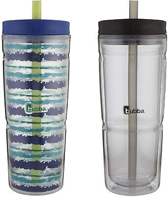 Bubba 24 oz. Envy Tumbler Double Wall Insulated with Straw,