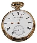 IWC Antique Pocket Watches