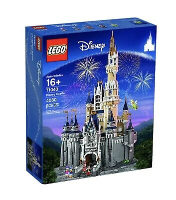 New LEGO Set 71040 Walt Disney World Cinderella's CASTLE