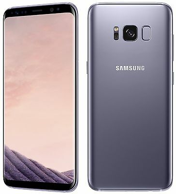 Samsung Galaxy S8 G950F/DS Aged DUAL SIM 64GB 12MP FACTORY UNLOCKED SMARTPHONE