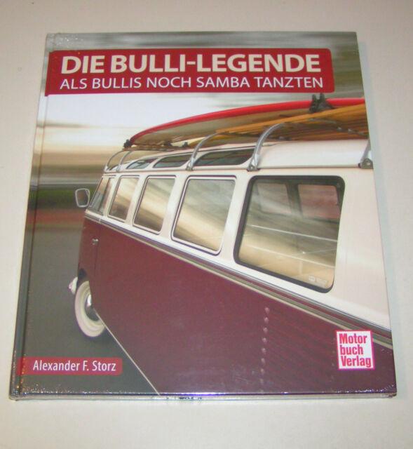 VW Bulli / Bus T1, T2, T3 - Als Bullis noch Samba tanzten!