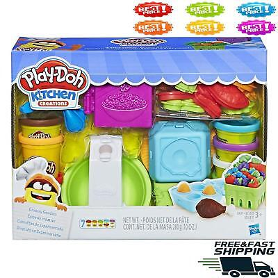 Play-Doh Kitchen Grocery Goodies Christmas Gift Birthday Toys Kids Fast Shipping