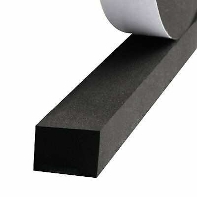 Foam Weather Stripping Adhesive Foam Tape Sound Proof Insulation Closed Cell