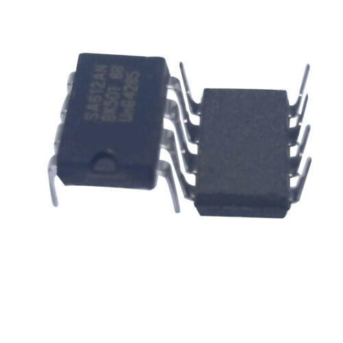 US Stock 2pcs SA612AN SA612 DIP-8 Mixer & Oscillator