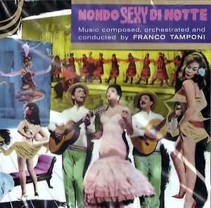 Franco-Tamponi-Mondo-Sexy-di-Notte-Soundtrack-CD-NEW-SEALED