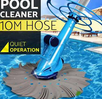 Swimming Pool Cleaner Above / In Ground Automatic Auto 10M Hose