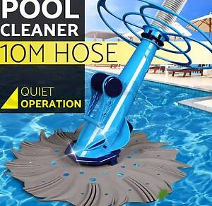 Swimming Pool Cleaner Above In Ground Automatic Auto Vacuum Floor Brisbane City Brisbane North West Preview