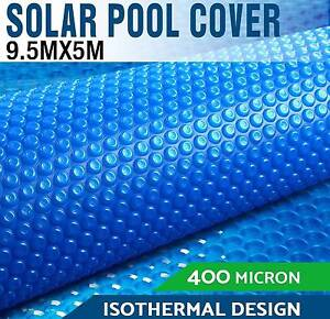 9.5 X5 Solar Swimming Pool Cover 400 Micron Outdoor Bubble New Adelaide CBD Adelaide City Preview
