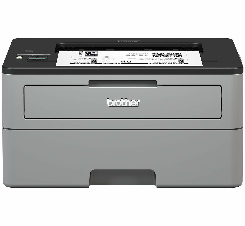 Brother Compact Monochrome Laser Printer, HL-L2350DW, Wirele