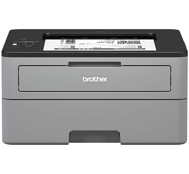 Brother Compact Monochrome Laser Printer, HL-L2350DW, Brand