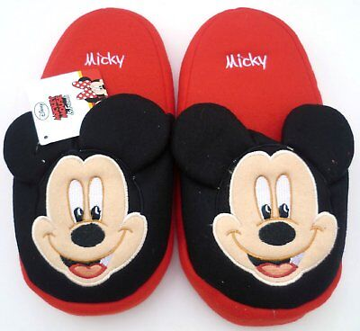 Mickey Mouse Adult Costume Plush Doll Toys Indoor Slippers Fancy Shoe One Size](Mickey Mouse Shoes Costume)