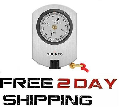 Suunto KB-14/360R G Global Optical Sighting Compass, Aluminum SS020417000