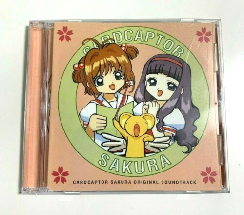 Cardcaptor Sakura Anime Original Soundtrack Japan