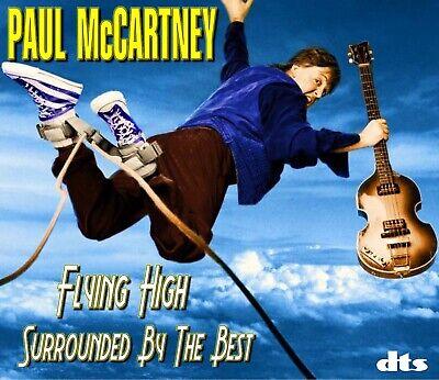 Paul McCartney Flying High Best Of DTS Surround 3-CD Band On The Run Venus (Paul Mccartney Best Of)