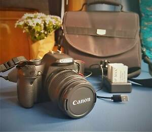 Canon EOS 450D in great condition Mooloolaba Maroochydore Area Preview