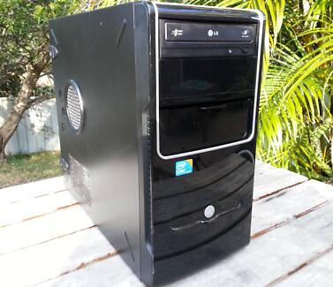 Intel Desktop Computer with Core i5/1TB HDD/1GB nVidia/4GB Ram