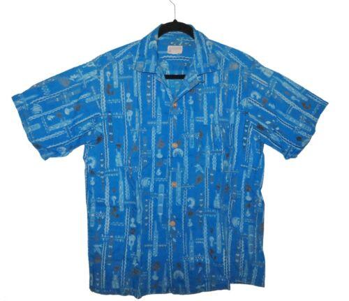 Vintage Aloha Shirt Kramer