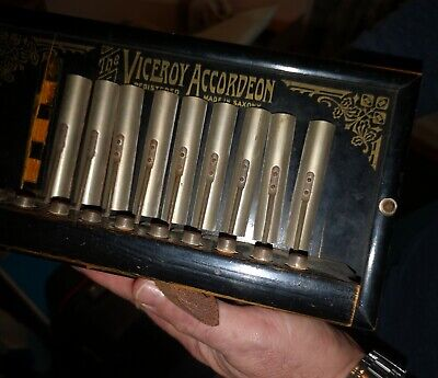 Accordion The Viceroy, Vintage, please see pictures