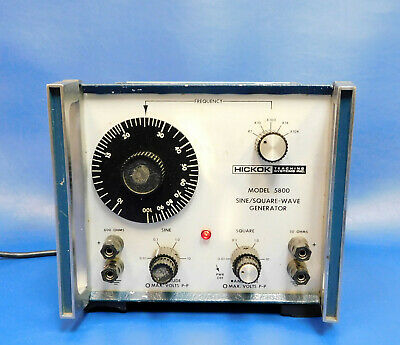 Hickok 5800 Sine Square-wave Generator