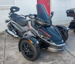 2012 BRP CAN-AM RSS SPYDER AS NEW Hendon Charles Sturt Area Preview