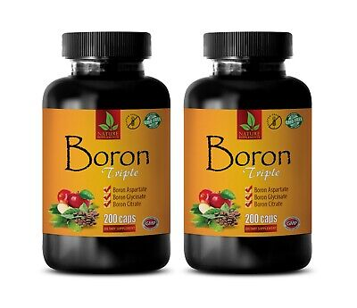 bone and joint vitamins for men - BORON COMPLEX - boron supplement best seller (Best Bone And Joint Supplements)