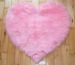 Pink Heart Rug Ebay