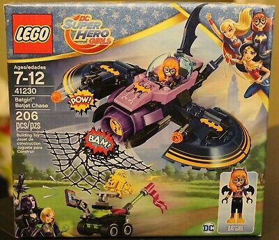 New LEGO 41230 Super Hero Girls Batgirl Batjet Chase NISB Sealed Retired