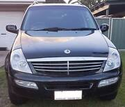 SSangyong Rexton Zillmere Brisbane North East Preview