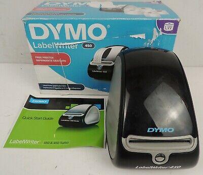 Dymo Labelwriter 450 1752264 Fast Printing 60 Ppm