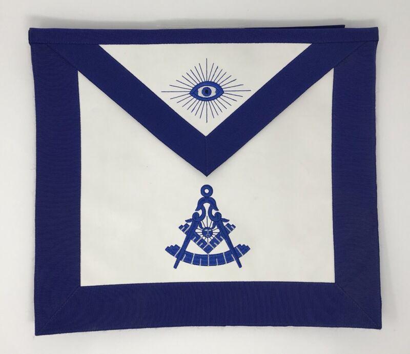 Freemason Masonic Past Master Apron