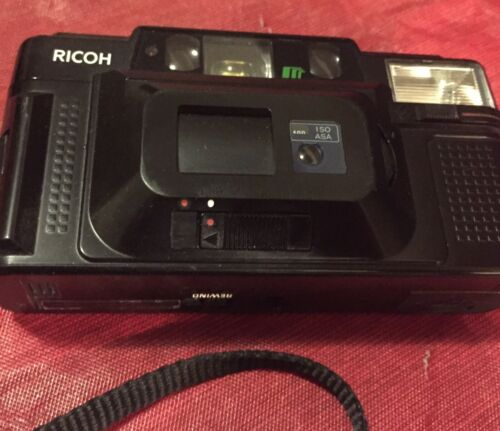 Ricoh FF-3AF Camera Vintage 35mm Film Camera